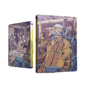 [2020-04-16] Cyberpunk 2077 edition collector (X-One - PS4) Steelbook-Cyberpunk-2077
