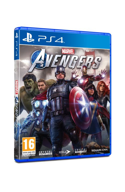 Marvel?s Avengers PS4