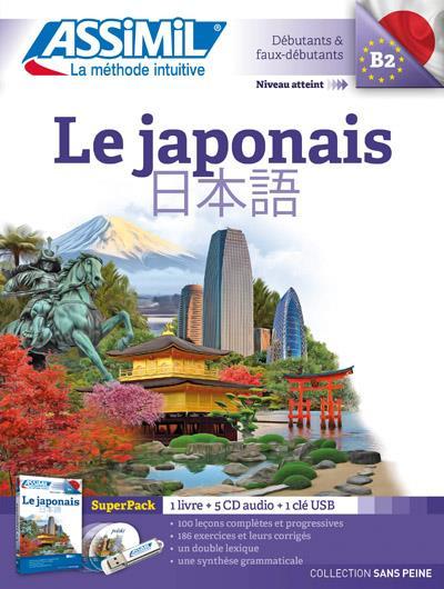 Superpack Japonais Sans Peine