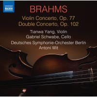 Concerto pour violon Opus 77 Double Concerto Opus 102