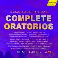 COMPLETE ORATORIOS/4CD
