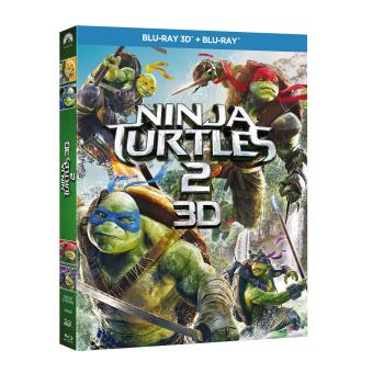 Ninja TurtlesNinja turtles 2/3d/2d