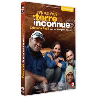 Rendez-vous en Terre inconnueRendez-vous en terre inconnue Cristiana Reali chez les Aborigènes Worrorra DVD