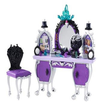 mobilier raven queen accessory ever after high. Black Bedroom Furniture Sets. Home Design Ideas