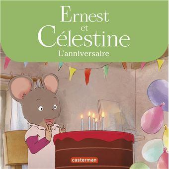 Ernest et CélestineL'anniversaire