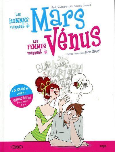 Les hommes viennent de Mars les femmes viennent de Vénus - Nouvelle édition