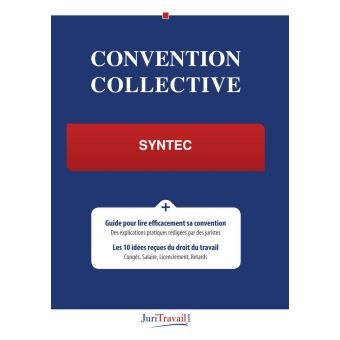 convention syntec 2017