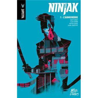 NinjakNinjak t01 : l'armurerie