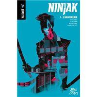 Ninjak t01 : l'armurerie