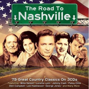 ROAD TO NASHVILLE/3CD