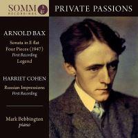 Private Passions Piano Music