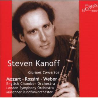 Concerto pour clarinette - Intro thème et variation en do majeur - Concerto pour clarinette opus 73