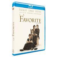 La Favorite Blu-ray
