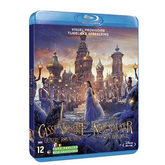Casse-Noisette et les Quatre Royaumes Blu-ray