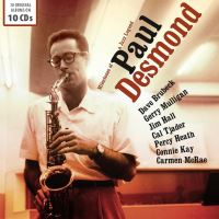 Paul Desmond: Milestones of Jazz Legend - 10CD