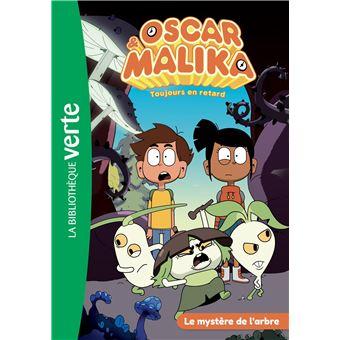 Oscar Et Malika Tome 3 Le Mystere De L Arbre