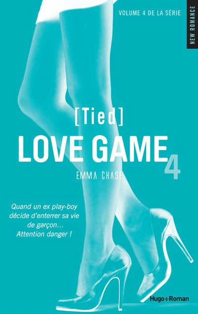 Love Game - tome 4 (Tied)