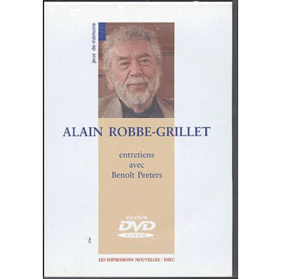 Alain robbe-grillet - dvd