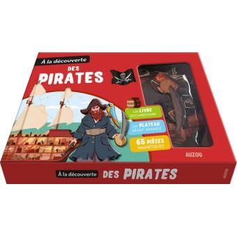 À la découverte des pirates