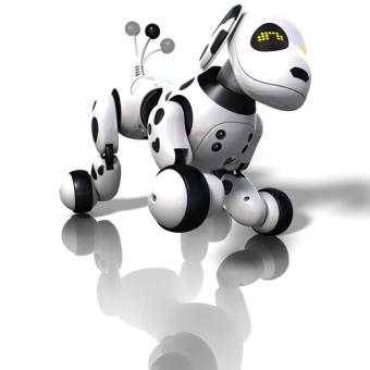 Animal Interactif Chien Robot Dalmatien Zoomer 20