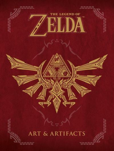 The Legend of Zelda - Art & Artifacts - 9781630089382 - 24,57 €