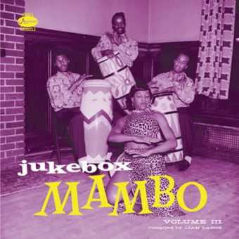 Jukebox Mambo Volume 3 Double Vinyle