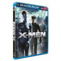 X-Men VIP Blu-ray