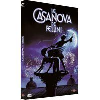 Le Casanova de Fellini DVD