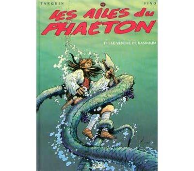 Les ailes du Phaéton - Le ventre de Kashoum