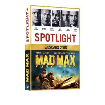 Coffret Oscars 2016 2 films DVD
