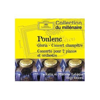 Gloria - Concert champêtre - Concerto pour 2 pianos