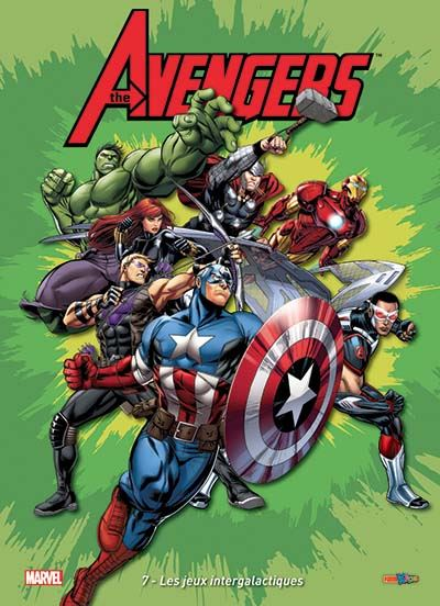 Avengers T07 + Magnet