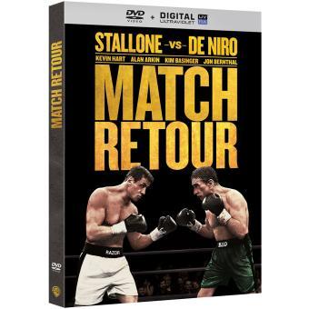Match retour DVD