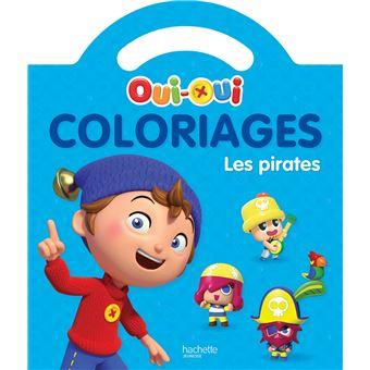 Oui-OuiOui-Oui - Coloriages - Les pirates