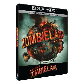 ZombielandBienvenue à Zombieland Steelbook Exclusivité Fnac.com  Blu-ray 4K Ultra HD
