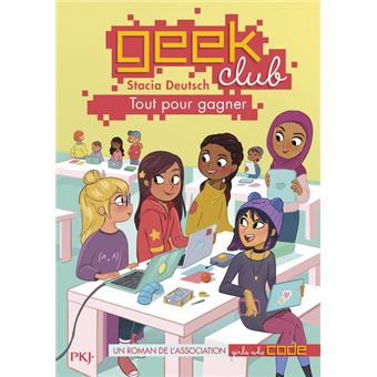 Geek Club Tome 2 Tout Pour Gagner
