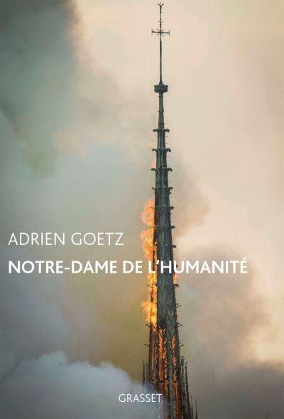 Notre-Dame de l'humanité - 9782246822097 - 3,99 €