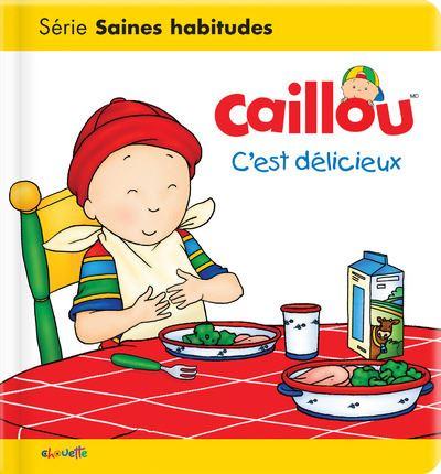 Caillou - C'est délicieux !