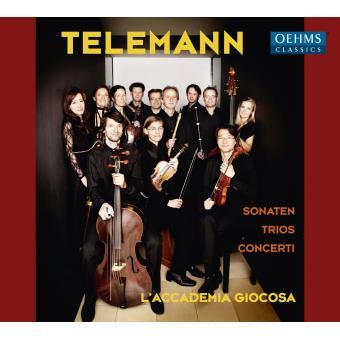 Sonaten / Trios / Concerti
