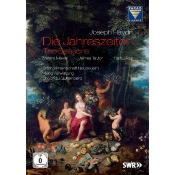 Saisons - Jahreszeiten - Opera de margraves - Beyreuth - 2004