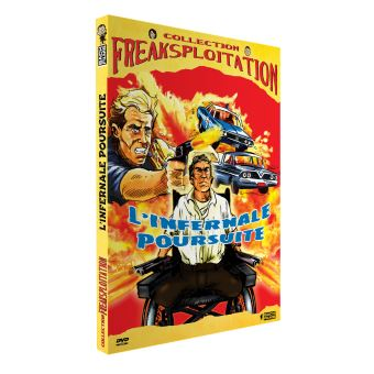 L'Infernale poursuite DVD