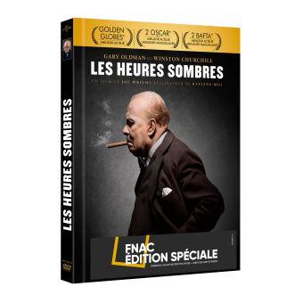 Les Heures Sombres Edition Spéciale Fnac DVD