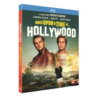 Once Upon a Time in...Hollywood Blu-ray