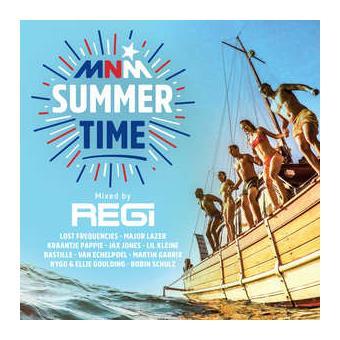 MNM SUMMERTIME 2017 ¿ MIXED BY REGI/2CD