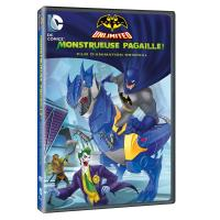 Batman Unlimited Monstrueuse pagaille DVD