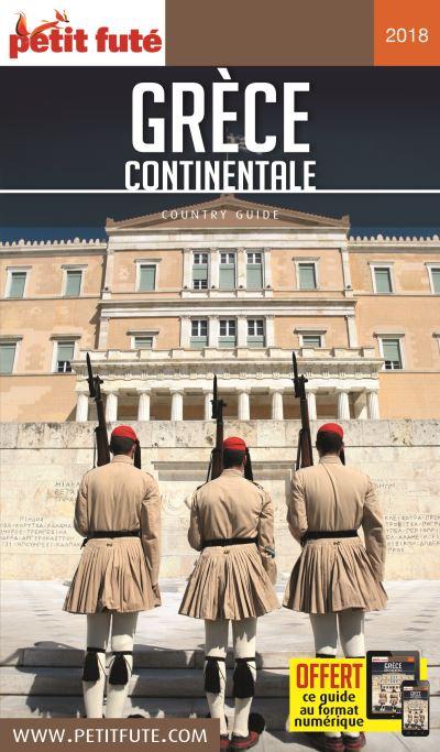 Grece continentale 2018 petit fute + offre num
