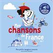Mes chansons de France, Livre sonore