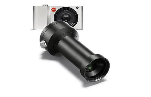 Adapteur Leica T2 pour Leica T