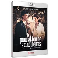 Le journal tombe à cinq heures Blu-ray