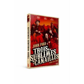 Trois sublimes canailles DVD